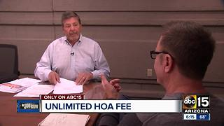 Watch out for hidden HOA fees - Video