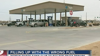 Filling Up With The Wrong Fuel - Video
