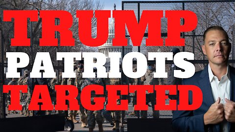 DOUBLE STANDARDS LEAD TO FBI ARRESTS AFTER TRUMP SUPPORTING PATRIOTS ARE TARGETED BY THE LEFT!