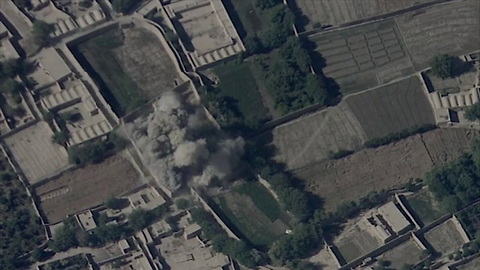 Red, White, and Boom: U.S. Military Kills 70 High-Ranking Taliban Leaders With Rocket Strikes