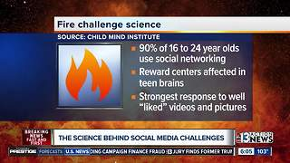 The science behind the recent viral video challenges