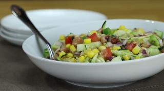Black-Eyed Pea Salad - Video