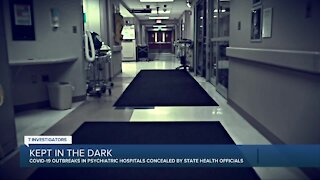 State conceals COVID outbreaks in Michigan psychiatric hospitals