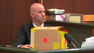 Jimmy Rodgers murder trial: Det. Nick Schuenemann