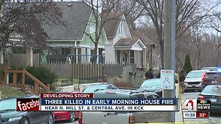 Investigation continues into deadly KCK house fire