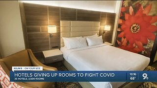 Hoteliers in Southern Arizona provide free rooms during COVID-19 pandemic