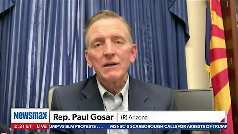 Capitol Chaos Ensures After Objection to AZ Electoral Votes