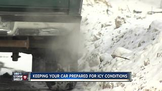 Preparing for winter weather driving - Video