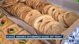 Oktoberfest Denver celebrates 48 years: Here's what you need to know - Video