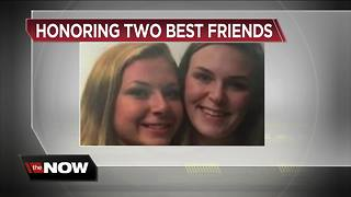 Fundraiser to honor two best friends - Video