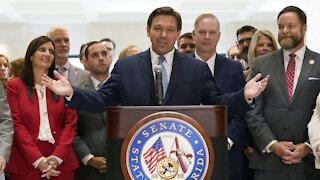 Florida Gov. Ron DeSantis Signs Voting Reform Bill Into Law