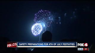 Expect large police presence on 4th of July