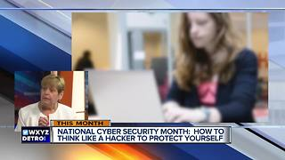 Cyber Security Month:  How to Protect Yourself - Video