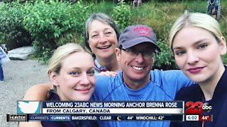 Welcome 23ABC News Morning Anchor Brenna Rose
