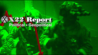 Ep. 2332b - Patriots Take Control Of Special Operations, Certain Fail-Safes Initiated
