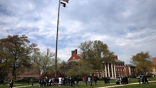 Hundreds Of Howard University Students Continue Dayslong Protest - Video