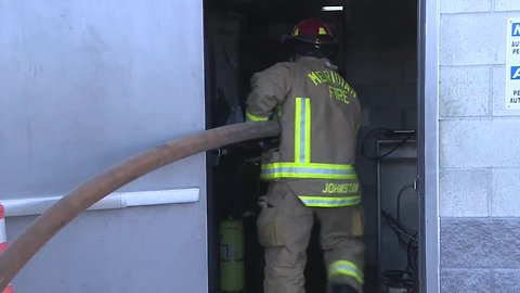 Fire departments train for apartment complex fires because of growth in the Treasure Valley