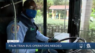 Palm Tran unveils earlier service on select routes, job opportunities