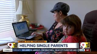 These parents are raising kids without a partner, but they're not alone - Video