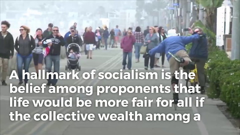 California Inches Closer To Socialism, Offers Guaranteed Income To Residents