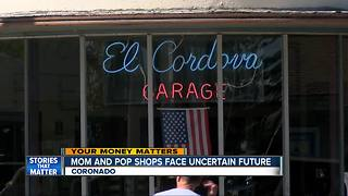 Historic auto shop in Coronado may be forced out - Video