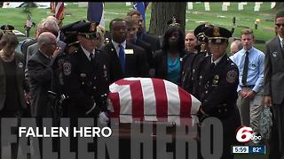 Remembering IMPD Deputy Chief James Waters - Video