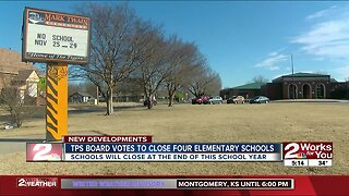 Tulsa parents concerned with school closures and bigger class sizes
