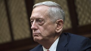 Mattis To Visit Macedonia Ahead Of Vote, Fears Of Russia Interference