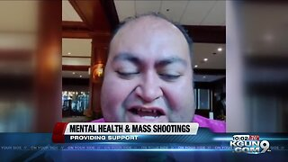 Mental health & mass shootings