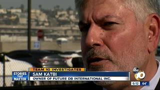 San Diego Co. Airport Authority faces ethnic discrimination lawsuit - Video