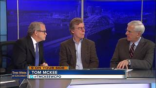 This Week in Cincinnati: Ohio Attorney General Mike DeWine on opioid crisis, Brent Spence Bridge - Video