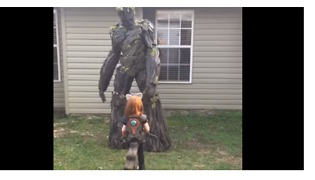 This Family Wins Halloween With Amazing Costumes Featuring Guardians Of The Galaxy - Video