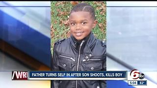 Father of child who shot, killed 9-year-old charged with neglect, arrested - Video