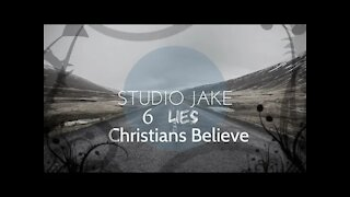 6 Lies Christians Believe | StudioJake Archives