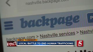 Fighting The Local Battle Of Human Trafficking - Video