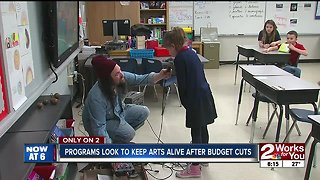 Programs look to keep arts alive after budget cuts