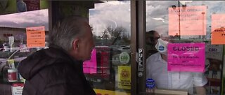 Las Vegas health food store allowed to reopen during pandemic