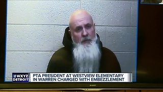 Warren police find former PTA president with cocaine, now charged with embezzlement, drugs