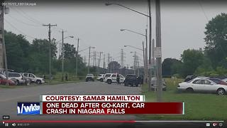 Fatal crash in Niagara Falls - Video