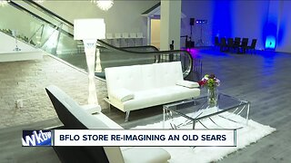 BFLO Store re-imagining an old Sears