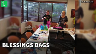 Blessing Bags - Video
