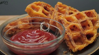 Grilled Cheese Waffles - Fulle Recipe - Video