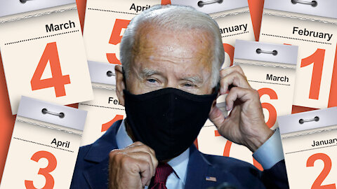 Settle In...According to Biden It Looks Like We're Wearing Masks For Another Year | Ep 139