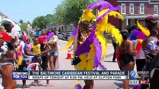 The Baltimore Caribbean Festival and Parade