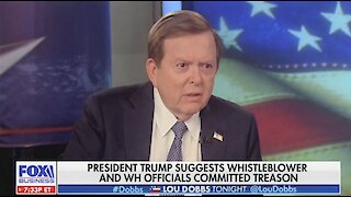 Lou Dobbs slams Deep State attempts to 'subvert' Trump