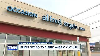 AG urges brides to file complaints after Alfred Angelo's sudden closure - Video