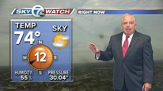 Sunday Night 7 First Alert Forecast - Video