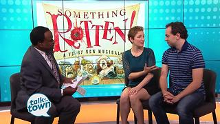 """Something Rotten"" Preview Tennessee Performing Arts Center"