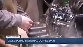 Sept. 29 is National Coffee Day!