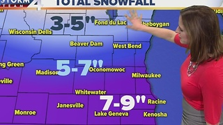 Jesse Ritka's Friday evening Storm Team 4cast - Video